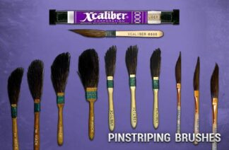Pinstriping Brushes