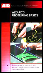 Pinstriping Basics with Wizard DVD