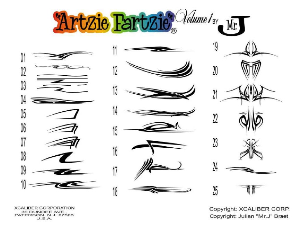 artzie-vol-1-catalog