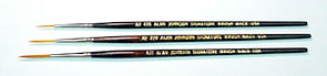 Alan Johnson's Signature Brushes