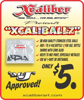 XCALIBALLZ FOR SITE